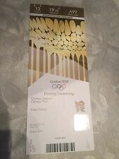 LONDON 2012 Olympics Opening and closing ceremony tickets both