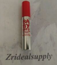 Maybelline Baby Lips Color Balm Crayon 25 Refreshing Red New Damaged Top