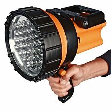 Rechargeable 37 LED Lantern Work Light Torch 1 Million Candle Power Spotlight