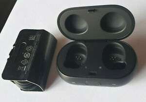 Unused Original CHARGING CASE for Samsung Gear IconX 2018 Earbuds - BLACK