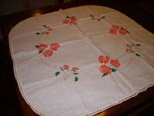 Linen Blend Handmade Table Cloths