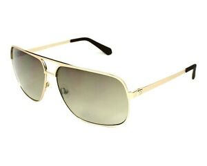 Guess Sunglasses Gold Frame 100% UV Protection New Womens