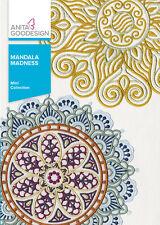 Anita Goodesign Embroidery Machine Design CD MANDALA MADNESS