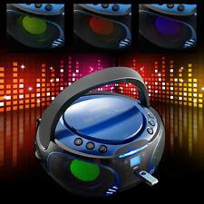 Portable Hifi Musique Stéréo Installation Bluetooth MP3 Effet de Lumière USB Big