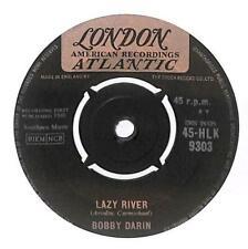 "Bobby Darin - Lazy River - 7"" Vinyl Record Single"