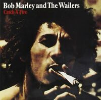 Catch A Fire Remastered Edition - Marley Bob & The Wailers CD Sealed ! New !