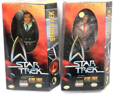 "Star Trek City on Edge Forever 12"" Action Figure Set of 2-Kirk/Spock-Limited Ed"