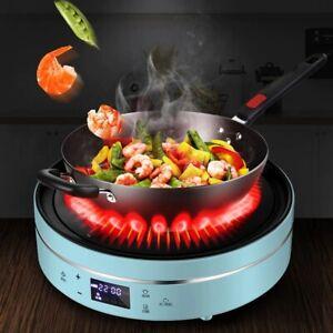 Portable Mini Electric Ceramic Oven Single Burn Cooker Tea Stove Furnace Cooker
