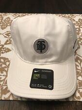 c62b2fc7 TDE Nike Kendrick Lamar DAMN Championship Tour Pop Up Hat White Cap  Aerobill DS