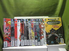 Batman Incorporated 14 books  Between #0 -12 + #1 Special | Grant Morrison | NM