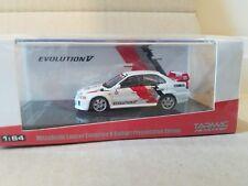 1:64 Tarmac Works Mitsubishi Lancer EVO Evolution Ralliart HONG KONG EXCLUSIVE