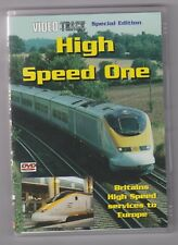 High Speed One (DVD) Railway DVD ~ Video Track Special Edition ~ TVP
