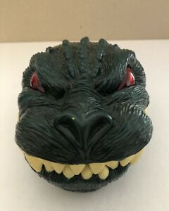 1994 TOHO Micro Battle Mecha vs Godzilla King of Monster's Trendmasters Play Set