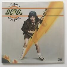 AC/DC - High Voltage LP Vinyl