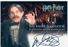 Harry Potter Prisoner Of Azkaban Update Tin Exclusive Autograph Warwick Davis