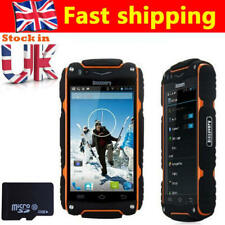 "32GB Unlocked 3G Rugged Smartphone 4"" LAND ROVER V8 Dual Core 512MB+4GB Android"