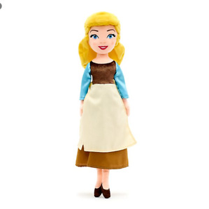"Disney Cinderella 70th Anniversary Plush Doll 18""/ 45cm - Very rare - New"