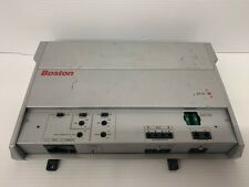 AS IS PARTS OR REPAIR BOSTON GT-22 500 WATT 2 CHANNEL AMP Free Shipping