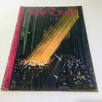 The New Yorker: April 16 1949 - Full Magazine / Theme Cover Arthur Getz