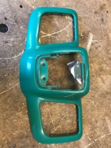 OEM USED WEEDEATER WE261 FOOT REST COVER 532 436 496