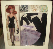 Dusk to Dawn Silkstone Barbie Giftset  MIB!!!