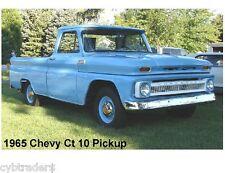 1965 Chevy C-10 Pickup Truck  Auto Refrigerator / Tool Box  Magnet