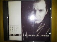 ROSSI VASCO- C'E' CHI DICE NO (CAROSELLO 1987 NO BARCODE). CD.