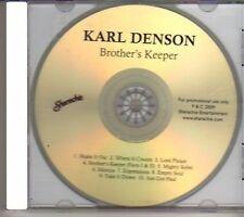 (CX280) Karl Denson, Brother's Keeper - 2009 DJ CD