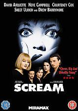 Scream (DVD, 2011)