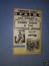 COLORCRAFT DANNY DAVIS & THE NASHVILLE BRASS Gordon Nebraska