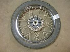 1977 kawasaki kz200 rear wheel rim k404~