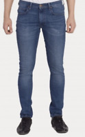 Mens Lee Luke slim tapered fit jeans 'Fresh blue' RRP £90 FACTORY SECONDS  L253