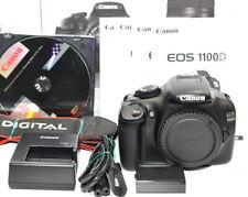 Canon EOS 1100D 12,2 MP Digitalkamera DSLR Gehäuse Body TOP