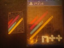N++ Limited Run Games #78 (Playstation 4, PS4) w/ Trading Card + BONUS CASE RARE