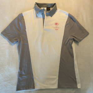 Vintage 1984 Levi's Olympic Games Official Staff Uniform Polo Mens Large Shirt