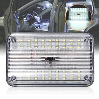 36Led 12V Interno Auto Plafoniera Luce Bianca Per Furgoni Camion Caravan Lampada