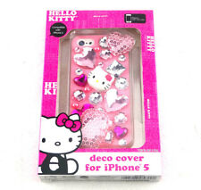 Hello Kitty Decorative Cover for iPhone 5 16gb 32gb 64gb KT4496 Free Shipping