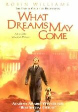 What Dreams May Come (Robin Williams) Region 1 New DVD