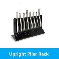 Instrument Organizer Upright Plier Rack Balck Or White For Ortho Organization