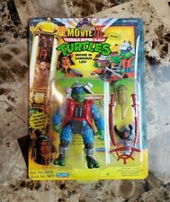 Samurai Leo Movie 3 III 1993 TMNT Teenage Mutant Ninja Turtles MOC NEW