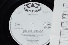 BATA ILLIC -Michaela- LP 1972 Karussell Promo Archiv-Copy mint