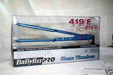 "Babyliss Pro Nano Titanium Ceramic Ultra-Slim Flat Iron 1.5"""