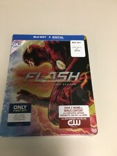 Flash The Complete Third Season Best Buy Excl. Steelbook Bluray / Digital NEW