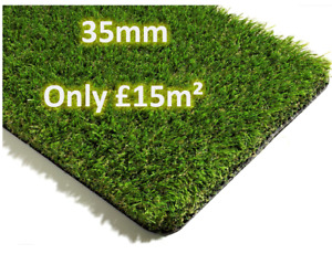 EverLawn® Freedom™ Artificial Grass Sample 35mm. Just £15 per meter square!!!!!!