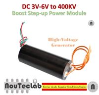 DC 3V-6V to 400kV 400000V Boost Step up Power Module High Voltage Generator