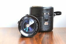 VIVITAR (for Olympus OM) Auto Wide-Angle rare 28mm f/2.5 Lens  * Made in Japan@@