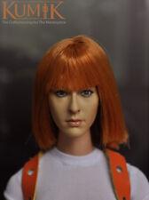 KUMIK 15-6 Fifth Element Milla Head Sculpt Toys 1/6 Fit for 12inch Action Figure