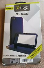 iFrogz Glaze Cover for Apple iPhone 5 Hard Case with mirror