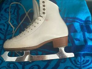 Riedell Gold Star Boots 375 with John Wilson Gold Seal Blade
