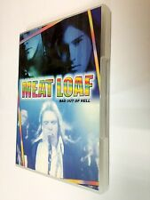 Meat Loaf ‎-  Bat Out Of Hell DVD Musica Concerti Rock Pop 14 brani